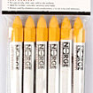 Yellow Marking Crayon 6-Pack